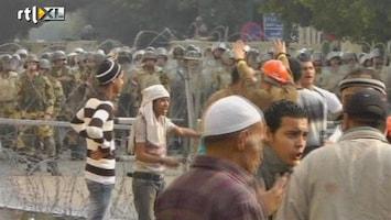 RTL Nieuws Doden bij demonstraties Egypte