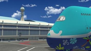Airport: Winky's Avonturen Otto gaat op vakantie