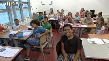 RTL Nieuws Nieuws op de basisschool: Engelse les vanaf groep 1