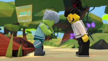 LEGO Ninjago: Secrets Of The Forbidden Spinjitzu Afl. 5