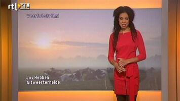RTL Nieuws De warmere en drogere lucht komt er nu echt aan