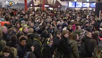 RTL Nieuws Wachten op Utrecht Centraal