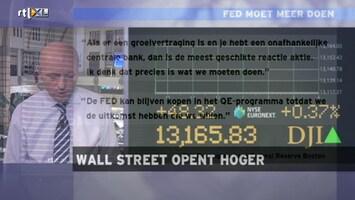 RTL Z Opening Wallstreet Afl. 156