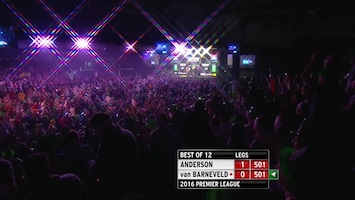 Rtl 7 Darts: Premier League - Afl. 4