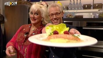 Carlo & Irene: Life 4 You Bloemen in de Keuken