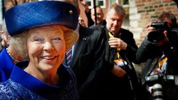 RTL Nieuws Allerlaatste werkbezoek koningin Beatrix