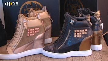 RTL Nieuws Trend: Sneaker met sleehak