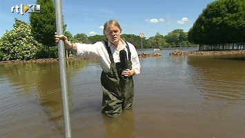 RTL Nieuws 'Gevaar overstromingen nog niet geweken'