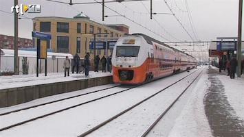 RTL Nieuws Winterdienstregeling blijft van kracht