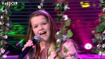 The Voice Kids Irene - What a Wonderful World