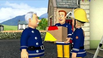 Brandweerman Sam Driebenenrace