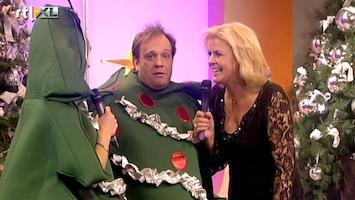 Carlo & Irene: Life 4 You Chantal en Carlo de kerstboompjes