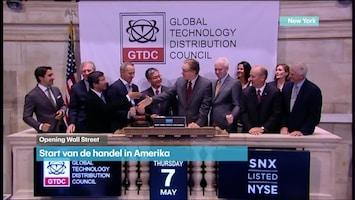Rtl Z Opening Wall Street - Afl. 89