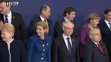 RTL Nieuws Weer cruciale Europese top in Brussel