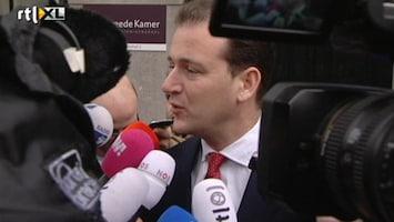 RTL Nieuws Beoogd vicepremier Asscher: 'Voorbode van meer onrust'