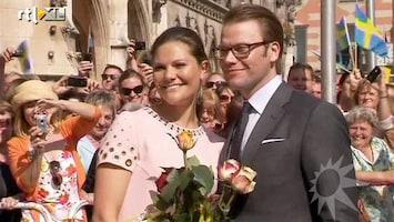 RTL Boulevard Baby Victoria en Daniel