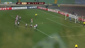 Rtl Voetbal: Uefa Cup - Rtl Voetbal: Uefa Europa League Udinese - Az (samenvatting) /9