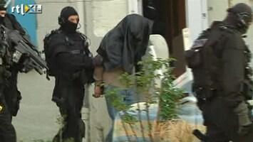 RTL Nieuws Franse politie arresteert militante moslims