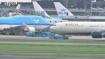 RTL Nieuws Opnieuw naald in broodje aan boord vliegtuig