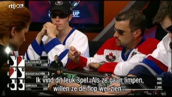 Rtl Poker: European Poker Tour - Uitzending van 26-10-2010