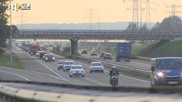 RTL Nieuws Al 11 verkeersongelukken op A15 in 2013