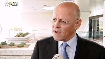 RTL Nieuws Clinton en Rosenthal over Libië: 'Geduld!'