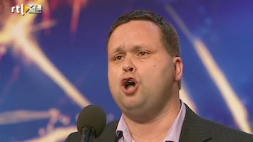 Het Beste Van Got Talent Worldwide - De Auditie Van Paul Potts