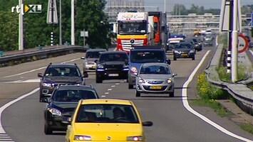 RTL Nieuws Meer files door werkzaamheden in vakantietijd