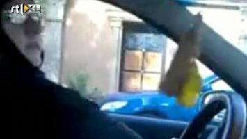 RTL Nieuws Saoedisch vrouwenprotest achter stuur
