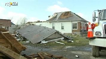 RTL Nieuws Enorme ontreddering na tornado's VS