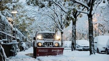 RTL Nieuws Extreem winterweer in grote delen Europa