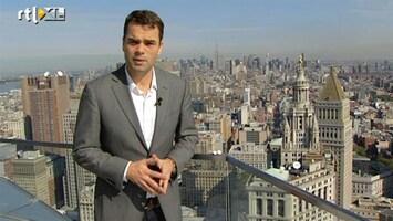 RTL Nieuws Skyline New York wordt een stilleven
