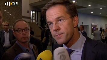 RTL Nieuws Rutte: Debat beschouwingen was nuttig