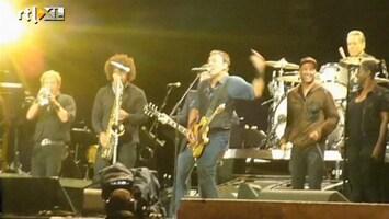 RTL Nieuws Optreden Bruce Springsteen afgekapt
