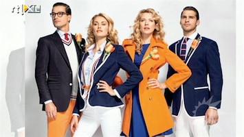 RTL Boulevard De nieuwe Olympische kleding