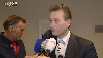 RTL Nieuws Halbe Zijlstra: iedereen wil duidelijkheid