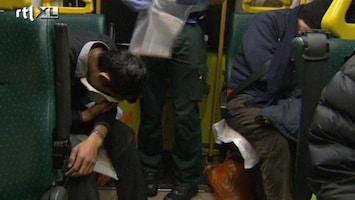 RTL Nieuws Drama's door kerstborrels Londen