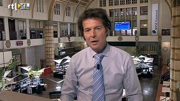 RTL Z Nieuws 14:00 Sentiment op de beurs is goed, olieprijs is flink gedaald