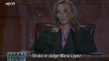 Judge Maria Lopez - Afl. 80