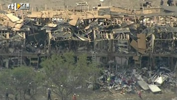 RTL Nieuws Dodental explosie Waco loopt hard op