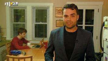 RTL Nieuws Twintigers in VS wonen noodgedwongen thuis