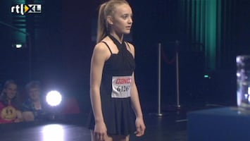 So You Think You Can Dance - Auditie Annelies