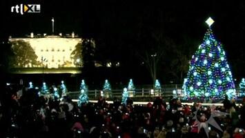 RTL Boulevard Wie heeft de grootste kerstboom?