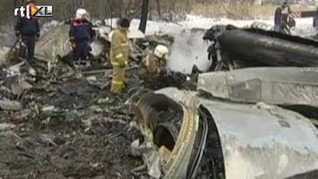 RTL Nieuws Vliegcrash doodt 31 Russen