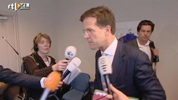 Editie NL Reactie Rutte: VVD-fractie heeft ingestemd