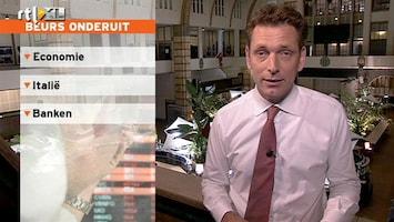 RTL Nieuws 'Vertrouwen beleggers in toekomst is weg'