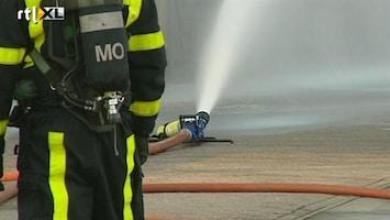 RTL Nieuws Fout op fout bij brand Chemiepack
