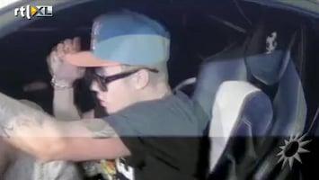 RTL Boulevard Bieber niet vervolgd voor aanrijding