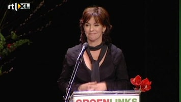 RTL Nieuws Partijtop GroenLinks laat Jolande Sap keihard vallen