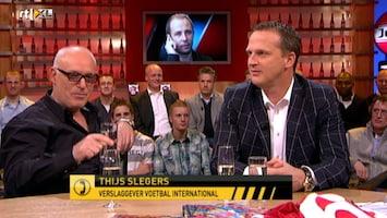 Voetbal International - Uitzending van 31-01-2011